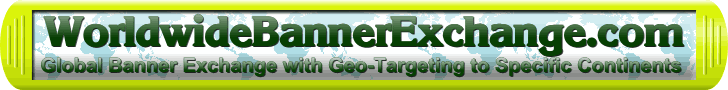 Worldwide Banner Exchange for Geo-Targeting to Continents